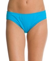 Kenneth Cole Lace Me Up Hipster Bikini Bottom