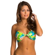Beach Riot Biscayne Deco Bandeau Bikini Top