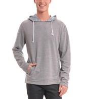 Oakley Men's Charley Hooded Pullover Long Sleeve Fleece