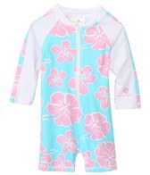 snapper-rock-baby-girls-hibiscus-l-s-sunsuit-(0-2yrs)