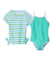snapper-rock-girls-marine-seahorse-s-s-rashguard-swim-set-(4-6yrs)