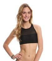 Body Glove Swimwear Womens Ultimatum Fearless Crop Bikini Top