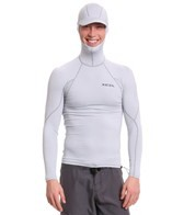 Xcel Men's Drylock Hooded Long Sleeve Rashguard