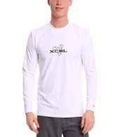 Xcel Men's Costa L/S Surf Tee
