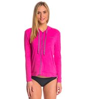 Xcel Women's Amber Long Sleeve Zip Surf Hoodie