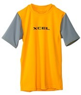 Xcel Boys' Tonga Short Sleeve Surf Tee