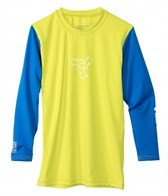 Xcel Boys' Tonga Long Sleeve Surf Tee