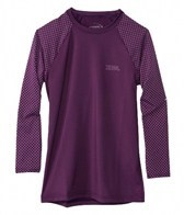 Xcel Girls' Brigitte Long Sleeve Surf Tee