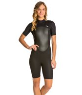 Xcel Women's 2MM Axis Offset Short Sleeve Spring Suit Wetsuit