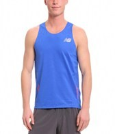 New Balance Men's Boylston Running Singlet
