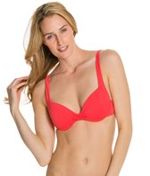 Skye So Soft Solids Grace Bra Bikini Top