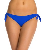 Skye Swimwear So Soft Solid Tie Side Bikini Bottom