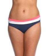 Skye Poolside Mid Waist Bikini Bottom
