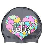 Dolfin Uglies Printed Hearts Cap