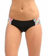 Rip Curl Swimwear Tribal Quest Hipster Bikini Bottom