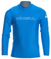 O'Neill Youth Basic Skins Long Sleeve Rashguard