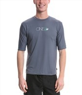O'Neill Men's Skins Short Sleeve Rash Tee A