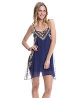 Sofia Agra Pia Short Dress