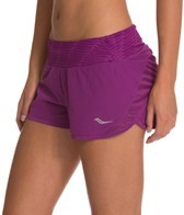 Saucony Women's Pinnacle Running Short