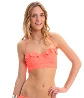 O'Neill Swimwear Solid Bralette Bikini Top