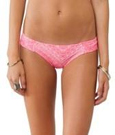 O'Neill Jessa Smocked Tab Side Bikini Bottom