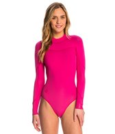 Body Glove Women's Smoothies 2MM Back Zip Long Sleeve Spring Suit Wetsuit