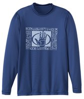 Body Glove Men's Loose Fit L/S Rashguard