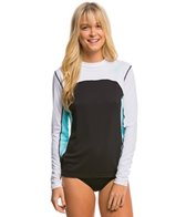 Body Glove Women's Performance Loose Fit L/S Surf Shirt