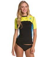 Body Glove Women's Performance Loose Fit Short Sleeve Surf Shirt