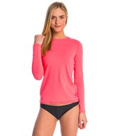 Body Glove Women's Smoothies Fitted L/S Rashguard