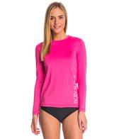 Body Glove Women's Loose Fit Long Sleeve Rashguard