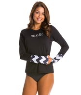 O'Neill Women's Ziggy Long Sleeve Rash Tee