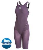 Rocket Science Sports Women's Rocket LIGHT2 Open Back Kneeskin Tech Suit