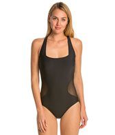 Athena Finese Solid One Piece Swimsuit