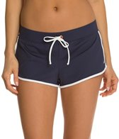 Nautica Women's Full Speed Swim Short