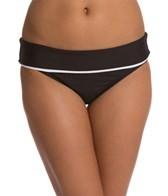 Nautica Women's Spindle Banded Bikini Bottom