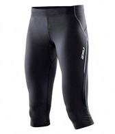 2XU Run Women's Trainer 3/4 Running Tights
