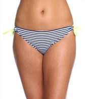 Splendid Malibu Stripe Tunnel Bikini Bottom