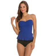 Profile by Gottex Starlet Mono Molded Bra Bandeau Bikini Top