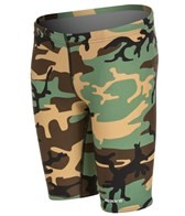 Sporti Modern Camo Jammer Swimsuit Youth (22-28)