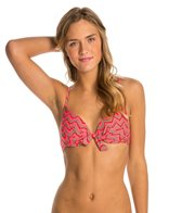Eidon Vivid Sophie Push Up Bikini Top