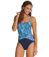 Magicsuit by Miraclesuit Agate Twist Band One Piece Swimsuit