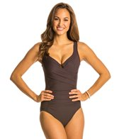 Miraclesuit Solid Ambrosia One Piece Swimsuit