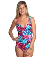 Miraclesuit Rose Underwire One Piece Swimsuit