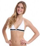 Hurley Meshed Triangle Bikini Top