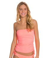 Hurley One & Only Solids Bandini Bikini Top