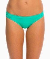 Hurley One & Only Aussie Tab Side Bikini Bottom