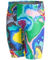 Sporti Spiffiez Abstract Jammer Swimsuit