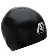 A3 Performance Stealth Dome Racing Swim Cap