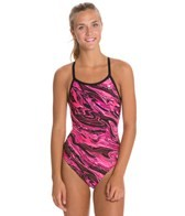TYR Oil Slick Diamondfit One Piece Swimsuit